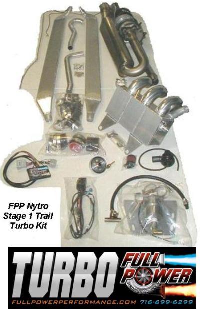 YAMAHA NYTRO STAGE 1 TRAIL TURBO KIT $3999 00 | Full Power Perfromance
