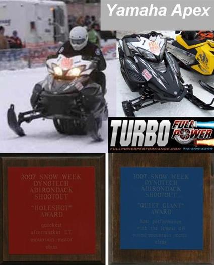 Yamaha Apex Turbo Kit Price