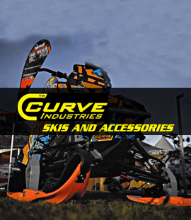 Curve Industries Skis and Accessories